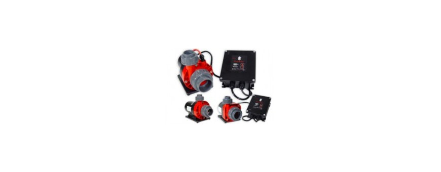 Red Dragon 3 Pumpen Speedy/SuperSilence Brushless DC